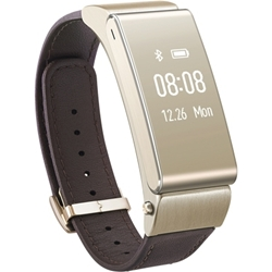 【特価】ファーウェイ 通話ができるスマートバンド TalkBand B2/Gold (55020359)  7,980円 / TalkBand 通話ができるスマートバンド B2/SilveryWhite(55020357) 7,980円
