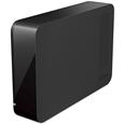 ★朝8時まで!BUFFALO USB3.0用 外付けHDD 4TB ブラック HD-LC4.0U3-BKDが送料無料11,980円!