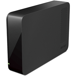 【特価】バッファロー  4TB USB3.0 外付HDD HD-LC4.0U3-BKD 11,980円