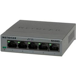 【特価】GS305 ギガビット5ポートLayer2アンマネージ・スイッチ GS305-100JPS 1,980円 / NETGEAR  3年保証/ SOHO家庭向け ギガ8ポート アンマネージスイッチ 金属筐体 GS308-100JPS 2,880円