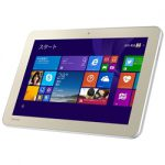 【特価】東芝 10.1インチ Win8.1タブ dynabook Tab S80/N  PS80NSYK9L7AD41 27,980円