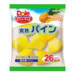 【今日】ドール 冷凍完熟パイン 50g 1個あたり63円など!【送料無料】