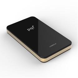 【特価】PQI 2.5インチ ポータブルHDD H567V Plus 2TB ブラック HD567VPBK-2T 8,980円