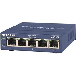【特価】NETGEAR  GS105 ギガ5ポート アンマネージ・スイッチ GS105-500JPS 2,580円 / NETGEAR ギガ8ポート アンマネージ・スイッチ GS108-400JPS 3,480円