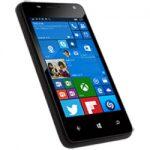 【格安スマホ】4インチ SIMフリー Windows Phone 黒モデル Geanee WPJ40-10-BK 5,480円【スマホ/携帯関連】