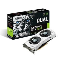 【特価】ASUS NVIDIA GeForce GTX1070搭載ビデオカード オーバークロック メモリ8GB DUAL-GTX1070-O8G 47,180円【PCパーツ】