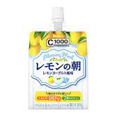 レモンヨーグルト風味の朝食ゼリー C1000レモンの朝 180g×24個 2,370円 送料無料 など【サンプル百貨店】