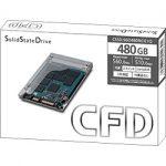 【特価】CFD SSD 480GB 2.5inch リード560MB/s ライト510MB/s TLC(Hynix製) CSSD-S6O480NCG1Q 11,980円【内蔵HDD/SSD】