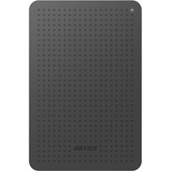 【特価】 バッファロー USB3.0 ポータブルHDD 1TB ミニステーション ターボPC EX2対応  ブラック HD-PLF1.0U3-BB 5,980円【外付HDD】