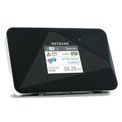 【特価】ネットギア AirCard LTE対応 SIMフリー モバイルルーター AC785-100JPS 8,980円【ネットワーク】