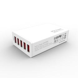 5ポート USB充電器 40W 8A ACS40WH 1,780円 送料無料 など【NTT-X Store】特価