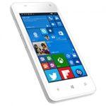 ★値下げ!専用バックカバーセット付!JENESIS 4インチ Windows Phone WPJ40-10が送料無料4,980円!