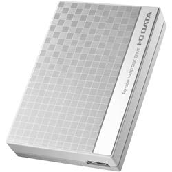【特価】 I-O DATA ポータブルハードディスク 2TB USB3.0 バスパワー対応 EC-PHU3W2D 8,480円【外付HDD】