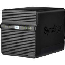 【特価】Synology DiskStation デュアルコアCPU搭載多機能4ベイNASキット HDD非搭載モデル DS416j 29,980円【周辺機器・サプライ】
