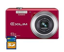 カシオ EXILIM EX-Z900 レッド コンパクトデジタルカメラ 9,480円 送料無料 【楽天市場】
