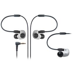 「ATH-IM50 WH」 高解像度モニターサウンドを実現するイヤホンが2色で特価販売中