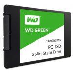 「WDS120G1G0A」 WD Greenシリーズの120GB SSDが特価販売中