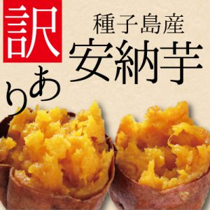 【特別情報!】種子島産訳あり安納芋3kg690円!
