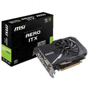 「GTX1060 AERO ITX 6G OC」 コンパクトなGTX 1060搭載カードが特価販売中