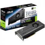 「TURBO-GTX1080TI-11G」 GTX 1080+排気クーラー搭載カードが特価販売中