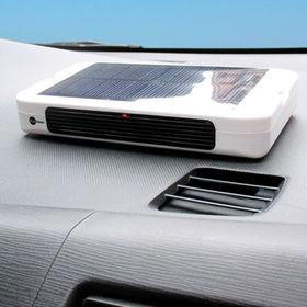 車載用ソーラー空気洗浄機 2,990円 送料無料【サンプル百貨店】