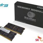 「SMD-N16G28HP16K-D-BK」 DDR3-1600対応の8GB×2枚組メモリが特価販売中
