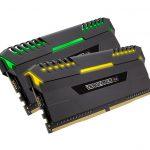 「CMR16GX4M2C3000C15 RGB」 DDR4-3000対応の8GB×2枚組メモリが特価販売中