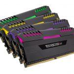 「CMR32GX4M4C3000C15 RGB」 DDR4-3000対応の8GB×4枚組メモリが特価販売中