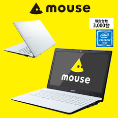 「MB-B502S」 Celeron N3450+SSD搭載のフルHD対応15.6型PCが特価販売中