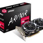 「Radeon RX 570 ARMOR 4G OC」 RX 570+ARMOR搭載カードが特価販売中