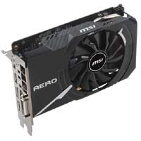 「GTX 1060 AERO ITX 3G OC」 OC仕様のGTX 1060搭載カードが特価販売中