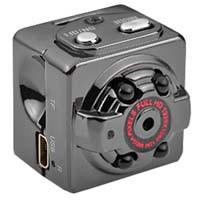 「CHIBICAM-SQ8」 1080p対応の超小型アクションカメラが特価販売中