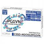 「CSSD-M2O512PG1VN」 マルチタスキング性能が向上した512GB SSDが特価販売中
