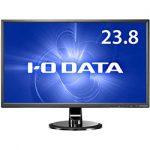 【特価】 I-O DATA 23.8型液晶モニタ 超解像モード、ADS広視野角パネル、フルHD EX-LD2381DB 12,980円【液晶モニタ】