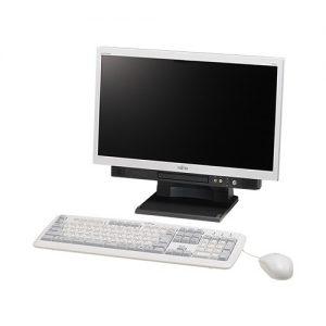 「FMVK04001」 Core i3-6100T+4GBメモリ搭載20型ESPRIMOが特価販売中