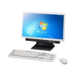 「FMVK06006」 Win 10 Pro+Core i5-6500T搭載20型ESPRIMOが特価販売中