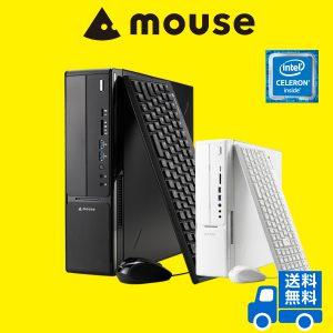 「LM-iHS320E-MA」 Celeron G3930+8GBメモリ搭載PCが特価販売中