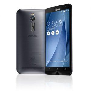 【格安スマホ】 ASUS ZenFone 2 32GB (Atom Z3560/2GBメモリ/LTE対応) グレー ZE551ML-GY32 17,800円【スマホ/携帯関連】