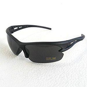 UV400 超軽量 紫外線カット スポーツサングラス 【送料無料】