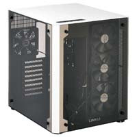 「PC-O8 WBW」 側面に強化ガラスを採用した魅せるPCケースが特価販売中