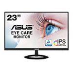 【特価】ASUS フレームレス モニター 23インチ IPS 薄さ7mmのウルトラスリム ブルーライト軽減 フリッカーフリー HDMI,D-sub スピーカー Amazon限定 VZ239HR 13,980円【液晶モニタ】