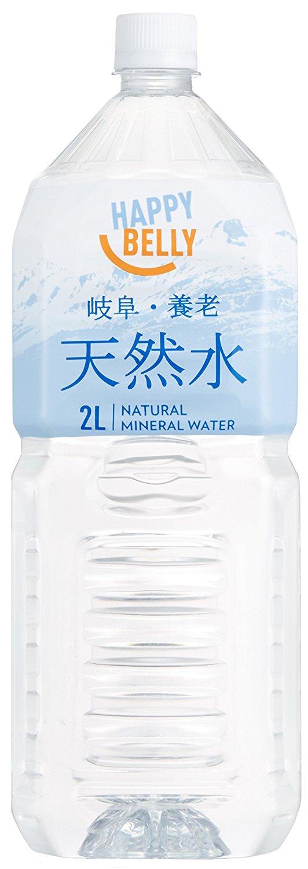 岐阜・養老 天然水 (2L×6本) ×2箱