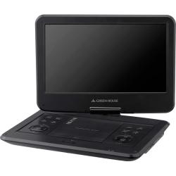 「GH-PD13JBK1」フルセグTV内蔵の13.3型DVDプレーヤーが特価販売中