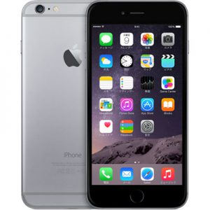 「IP6PLUS-64SG」 SIMフリーの5.5型スマホiPhone 6 Plusが特価販売中