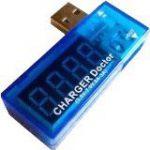 USB 簡易電圧・電流チェッカー 【送料無料】