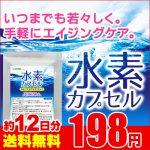 お試し用水素カプセル 12日分 【送料無料】